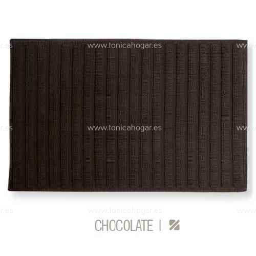 Alfombrilla de Baño New Plus de Sorema Chocolate Alf.Baño 50x70