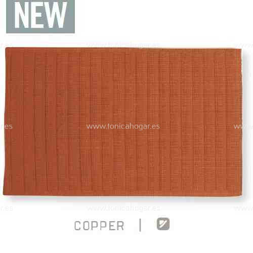 Alfombrilla de Baño New Plus de Sorema Copper Alf.Baño 50x70
