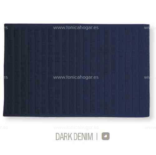 Alfombrilla de Baño New Plus de Sorema Dark Denim Alf.Baño 50x70