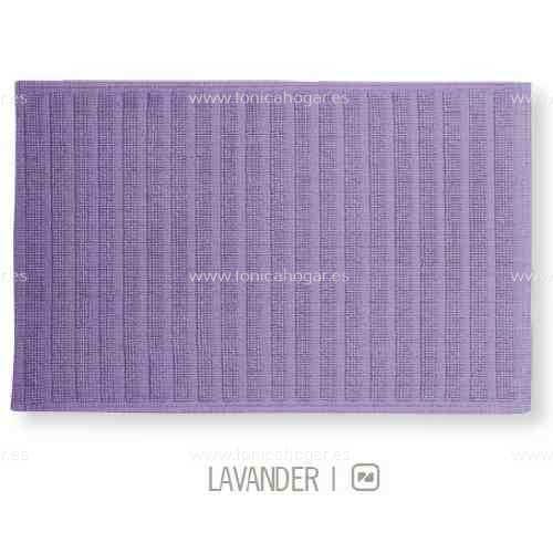 Alfombrilla de Baño New Plus de Sorema Lavander Alf.Baño 50x70