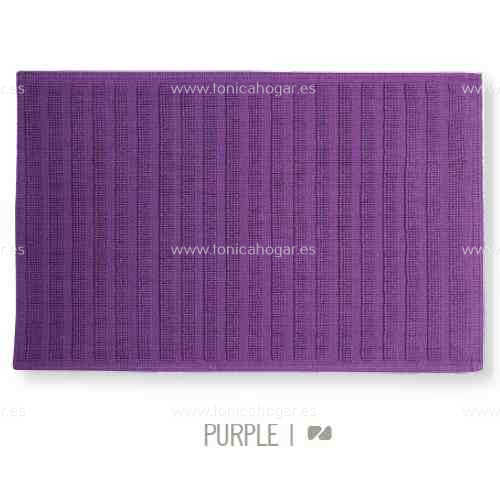 Alfombrilla de Baño New Plus de Sorema Purple Alf.Baño 50x70