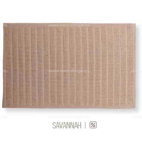 Alfombrilla de Baño New Plus de Sorema Savannah Alf.Baño 50x70