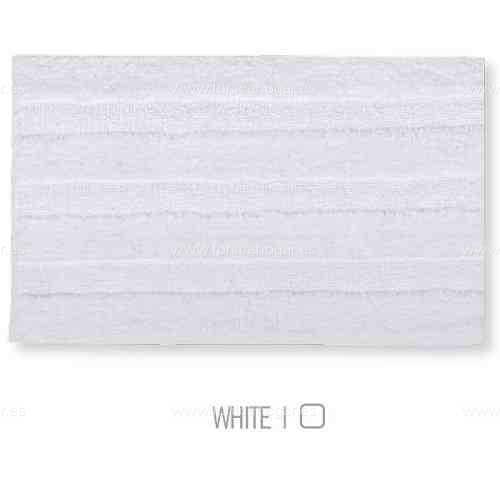 Alfombra de Baño New Plus de Sorema Blanco Alf.Baño 50x70 Blanco Alf.Baño 60x90 Blanco Alf.Baño 70x120