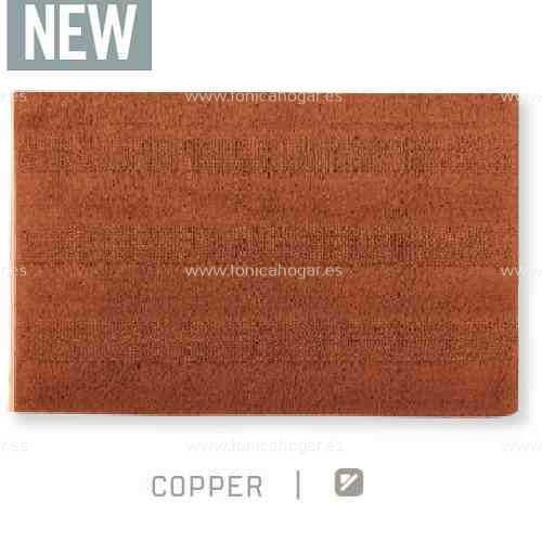 Alfombra de Baño New Plus de Sorema Copper Alf.Baño 50x70 Copper Alf.Baño 60x90 Copper Alf.Baño 70x120
