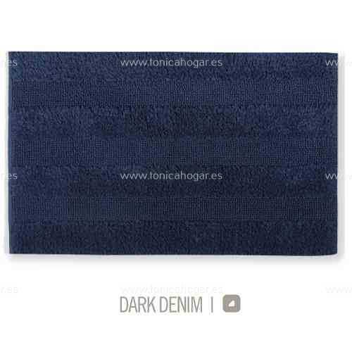 Alfombra de Baño New Plus de Sorema Dark Denim Alf.Baño 70x120
