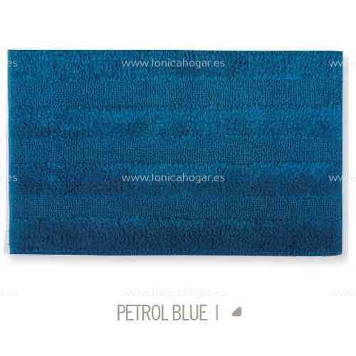 Alfombra de Baño New Plus de Sorema Petrol Blue Alf.Baño 50x70 Petrol Blue Alf.Baño 60x90 Petrol Blue Alf.Baño 70x120