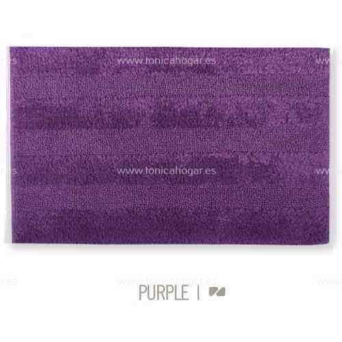 Alfombra de Baño New Plus de Sorema Purple Alf.Baño 70x120