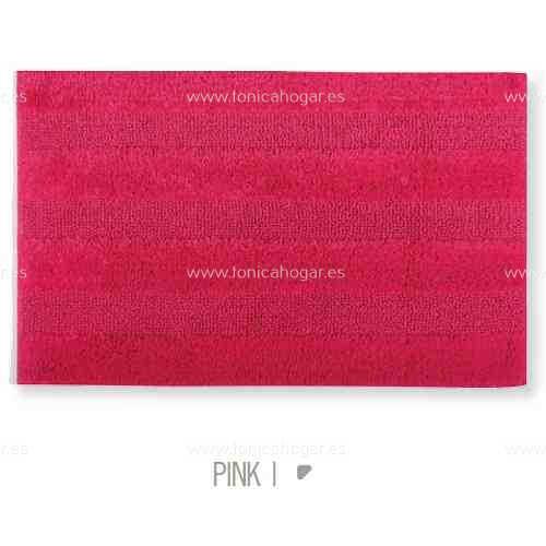 Alfombra de Baño New Plus de Sorema Rosa Alf.Baño 70x120