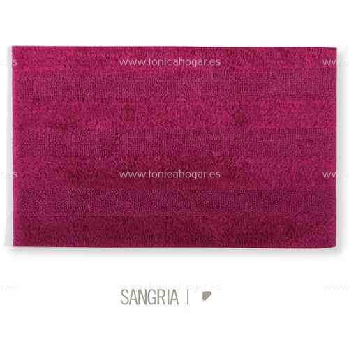 Alfombra de Baño New Plus de Sorema Sangria Alf.Baño 50x70 Sangria Alf.Baño 60x90 Sangria Alf.Baño 70x120