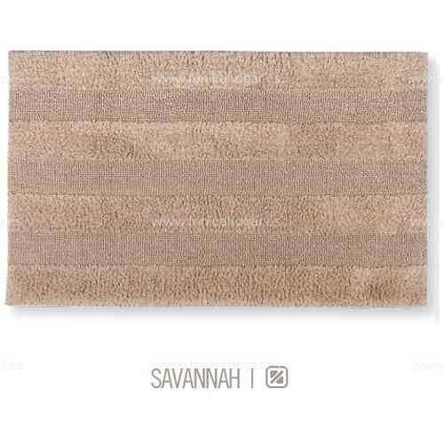 Alfombra de Baño New Plus de Sorema Savannah Alf.Baño 50x70 Savannah Alf.Baño 60x90 Savannah Alf.Baño 70x120