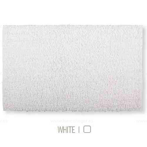 Alfombra de Baño TWIST de Sorema Blanco Alf.Baño 50x70