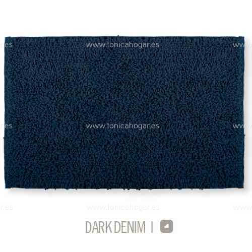 Alfombrilla de Baño New Plus de Sorema Dark Denim Alf.Baño 50x70