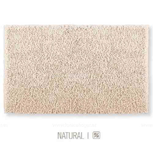 Alfombra de Baño TWIST de Sorema Natural Alf.Baño 50x70