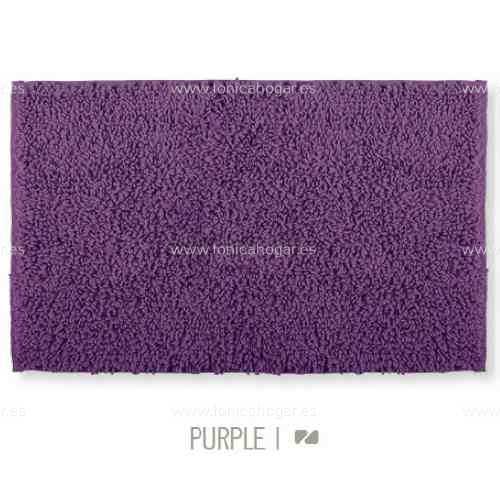 Alfombrilla de Baño New Plus de Sorema Purple Alf.Baño 50x70