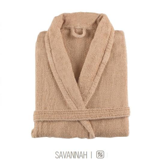 Albornoz de Baño NEW PLUS de Sorema Savannah Talla L/XL