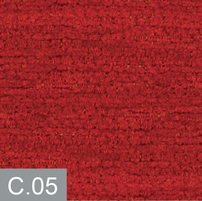 Cuadrante con relleno Pehuen Reig Marti Rojo Cojín 30x50 Rojo Rulo 40x20 Rojo Cojín 50x50 Rojo Cojín 45x70