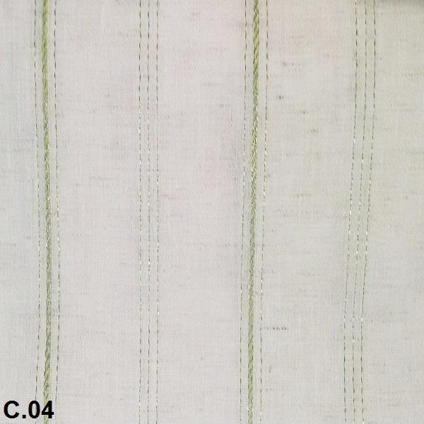 Metraje visillo Planck Reig Marti Verde Claro Tela Alto 310