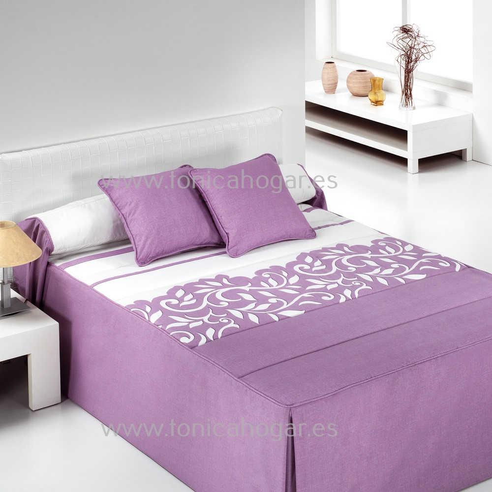 Colcha Edredón REGAL 01 de Reig Marti Violeta 090 Violeta 105 Violeta 135 Violeta 150