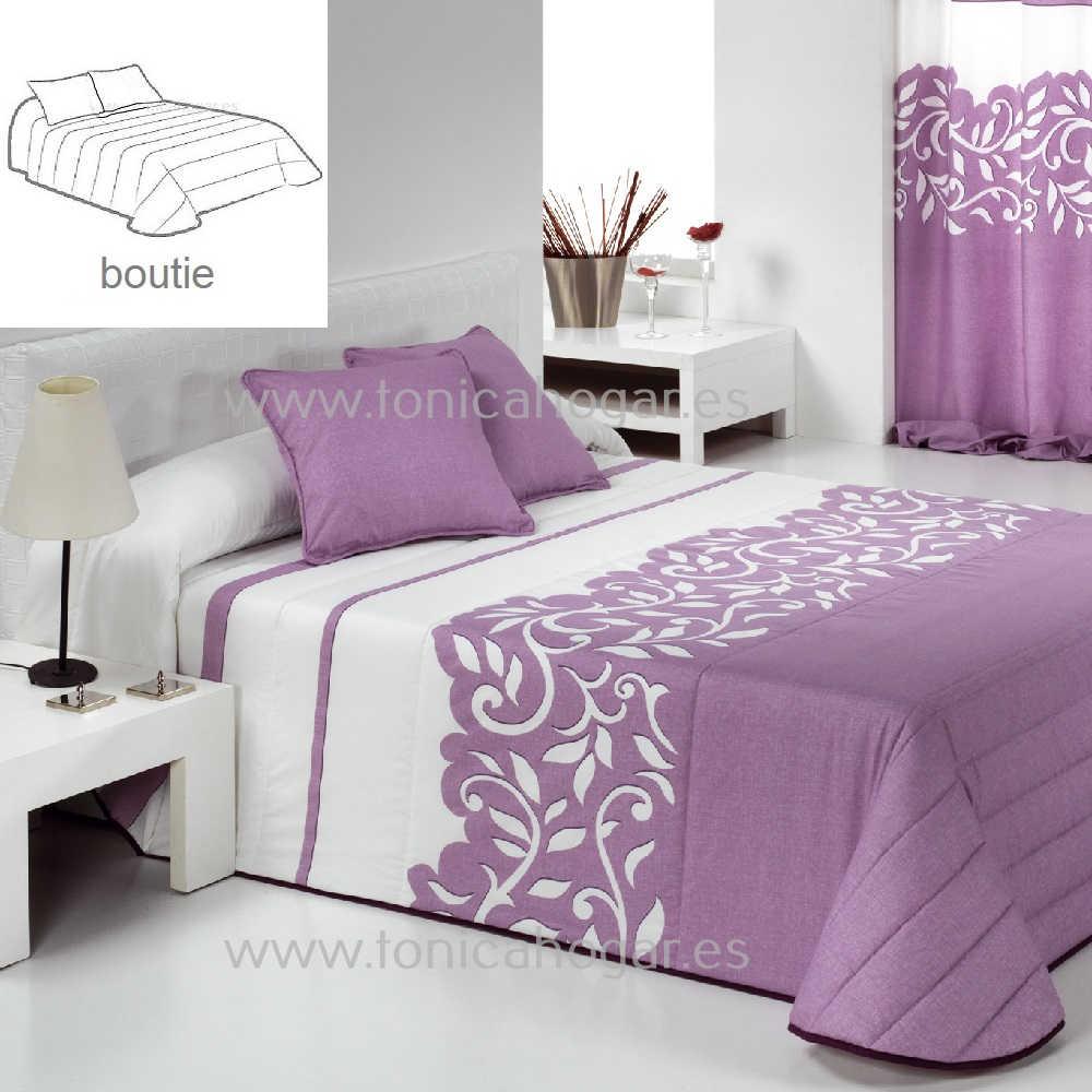 Colcha Boutie REGAL 2Z de Reig Marti Violeta 090 Violeta 105 Violeta 135 Violeta 150