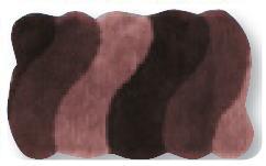 Alfombra de Baño Rio de Sorema Rosa Alf.Baño 60x100