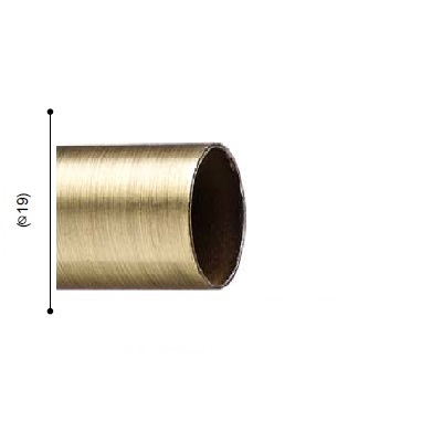 BARRA CAVALLIER CUERO de ALTRAN Cuero Diámetro 19 mm Medida Barra 150