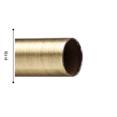 BARRA CAVALLIER CUERO de ALTRAN Cuero Diámetro 19 mm Medida Barra 200