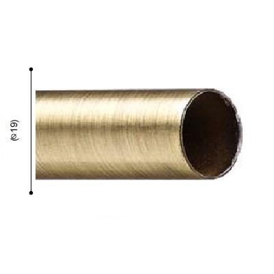 BARRA CAVALLIER CUERO de ALTRAN Cuero Diámetro 19 mm Medida Barra 250