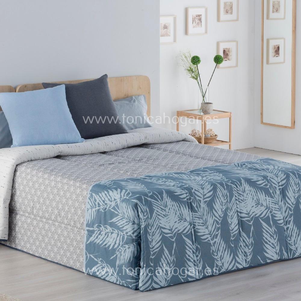 Edredón Conforter SICILIA Azul de SANSA Azul Claro 090 Azul Claro 105 Azul Claro 135 Azul Claro 150 Azul Claro 160 Azul Claro 170 Azul Claro 180