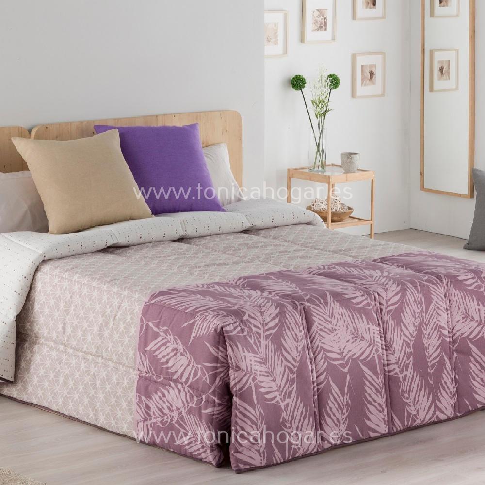 Edredón Conforter SICILIA Lila de SANSA Violeta 090 Violeta 105 Violeta 135 Violeta 150 Violeta 160 Violeta 170 Violeta 180