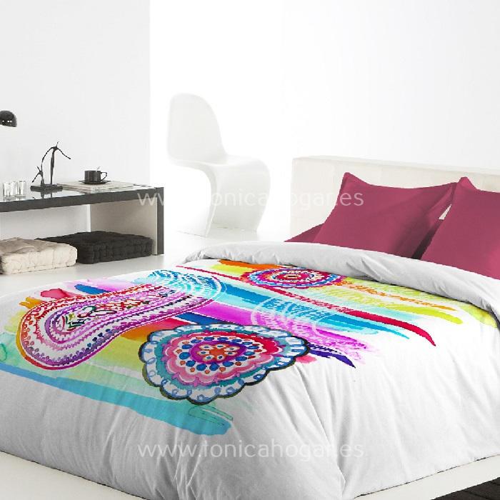 Juego Funda Nórdica SKAYA FN Multicolor de Reig Marti Multicolor 090 Multicolor 135 Multicolor 150