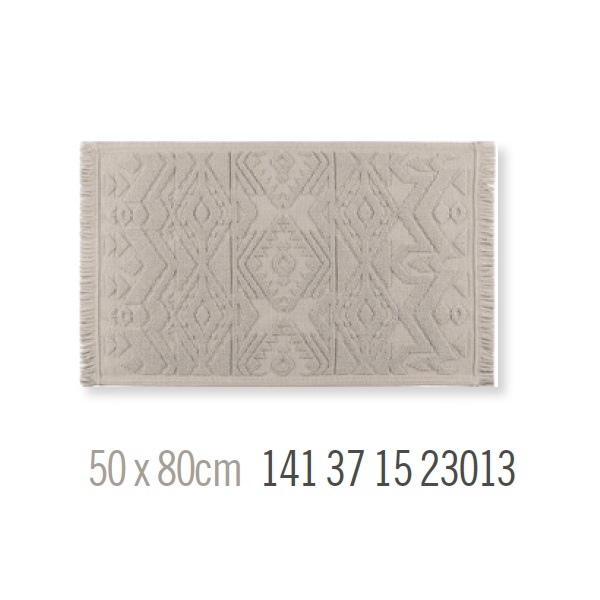 Alfombra de Baño SPIRIT BEIG de Sorema Beig Alf.Baño 50x80
