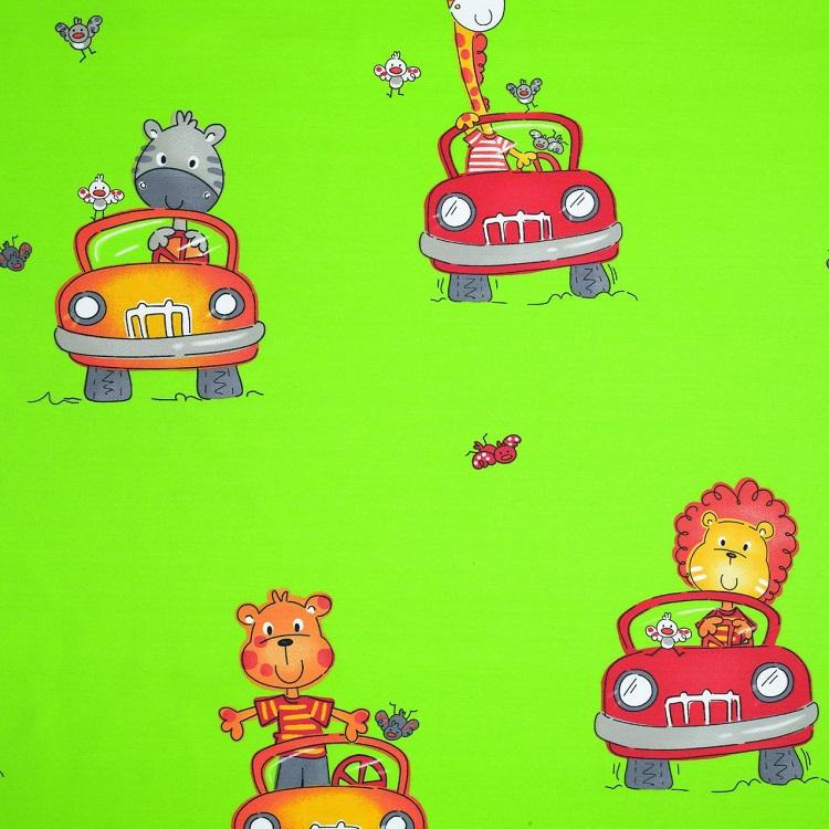 Juego sabanas Safari de JVR Verde 080 Verde 090 Verde 105