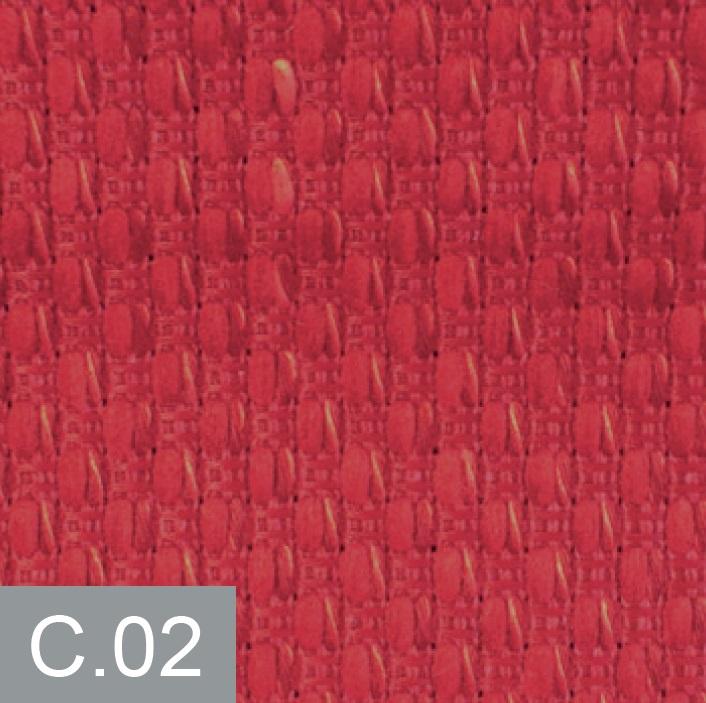 Cuadrante con relleno Tuenti Reig Marti Rojo Cojín 30x50 Rojo Cojín 42x42