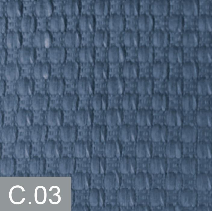 Cuadrante con relleno Tuenti Reig Marti Azulón Cojín 30x50 Azulón Cojín 42x42