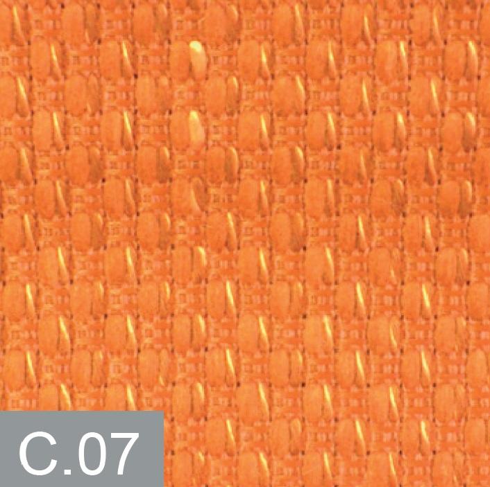 Cuadrante con relleno Tuenti Reig Marti Naranja Cojín 30x50 Naranja Cojín 42x42