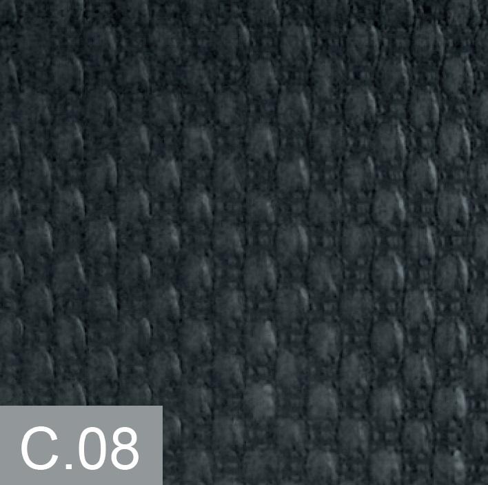 Cuadrante con relleno Tuenti Reig Marti Negro Cojín 30x50 Negro Cojín 42x42