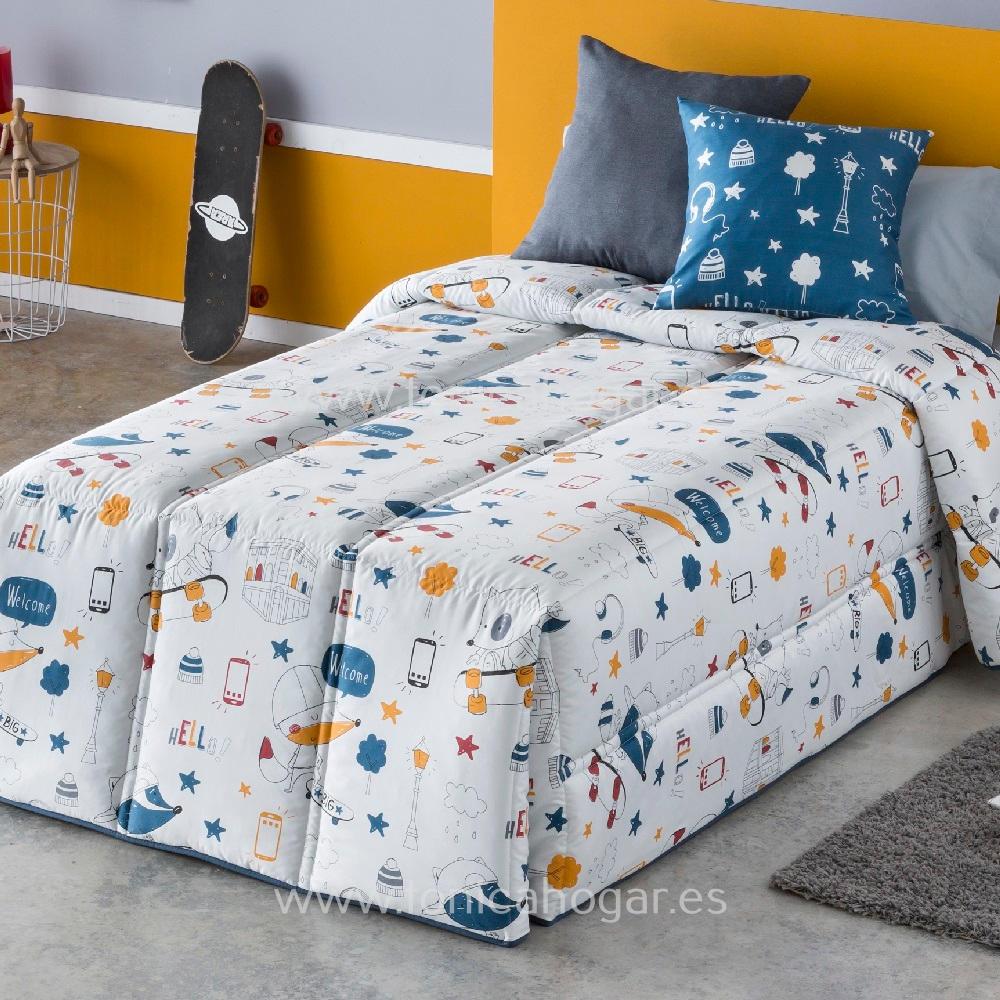 Edredón Conforter URBAN Blanco de SANSA Blanco 090 Blanco 105 Blanco 135 Blanco 150