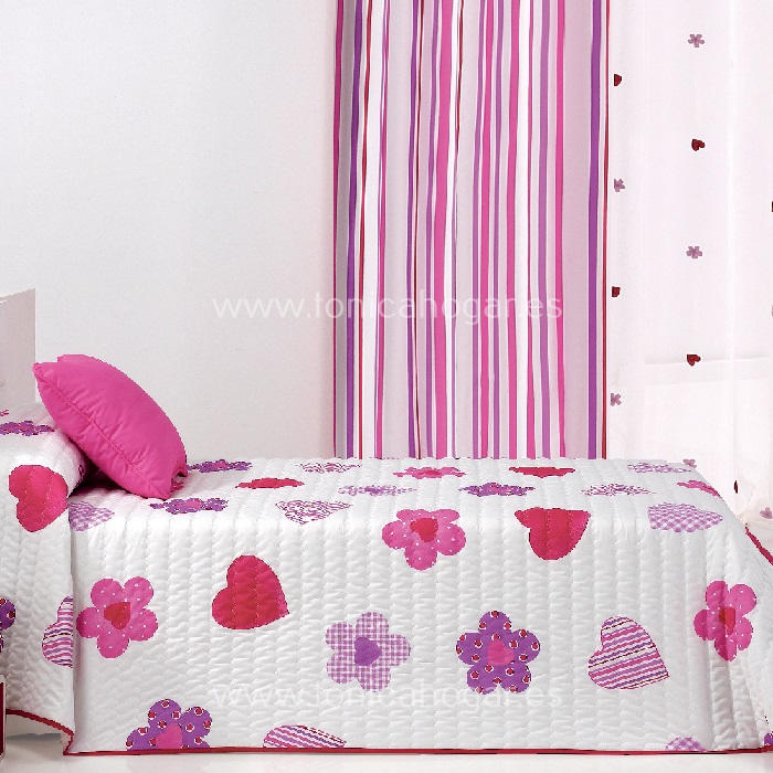 Colcha Boutie WENDYCO 2Z Chicle de Reig Marti Chicle 090 Chicle 105
