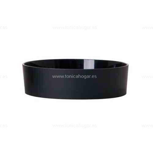 Accesorios de Baño NEW PLUS ACB de Sorema Negro JABONERA