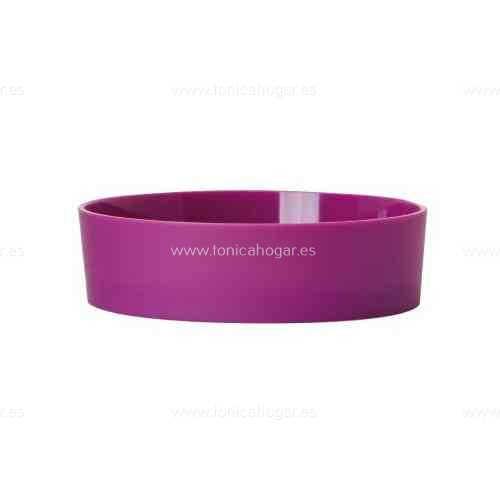 Accesorios de Baño NEW PLUS ACB de Sorema Purple JABONERA