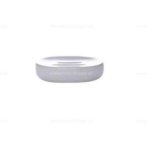 Accesorios de Baño OPTIMA ACB de Sorema Blanco JABONERA