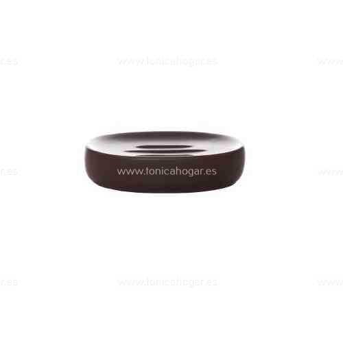 Accesorios de Baño OPTIMA ACB de Sorema Chocolate JABONERA