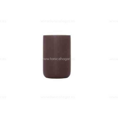 Accesorios de Baño OPTIMA ACB de Sorema Chocolate VASO
