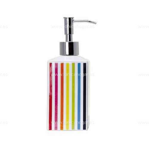Accesorios de Baño SHINE ACB de Sorema Multicolor DOSIFICADOR