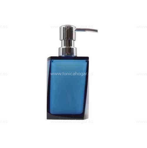 Accesorios de Baño TRANSPARENT ACB de Sorema Petrol Blue DOSIFICADOR