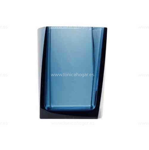 Accesorios de Baño TRANSPARENT ACB de Sorema Petrol Blue VASO