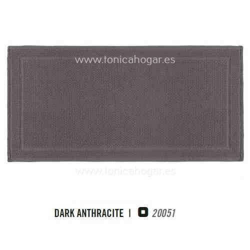 Alfombra de Baño Multiusos BEE WAFFLE AM de Graccioza Dark Anthracite Alf.Baño 55x110 Dark Anthracite Alf.Baño 70x140