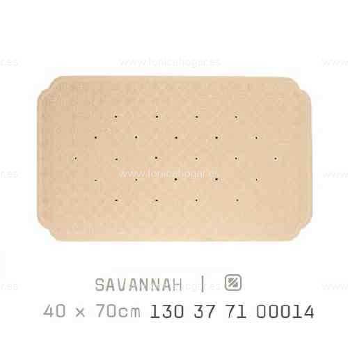 Alfombra Bañera CAIRO AM de Sorema Savannah Alf.Baño 40x70
