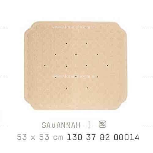 Alfombra Bañera CAIRO AM de Sorema Savannah Alf.Baño 53x53