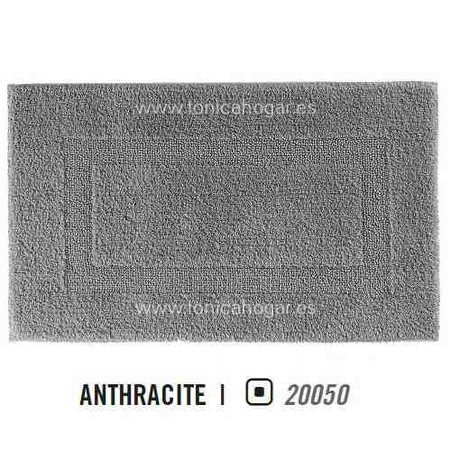 Alfombra de Baño CLASSIC AM de Graccioza Anthacite Alf.Baño 50x80 Anthacite Alf.Baño 60x100